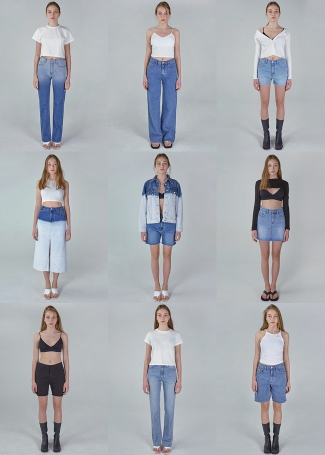 [SS20 DENIM WEAR 2ND] LOOKBOOK