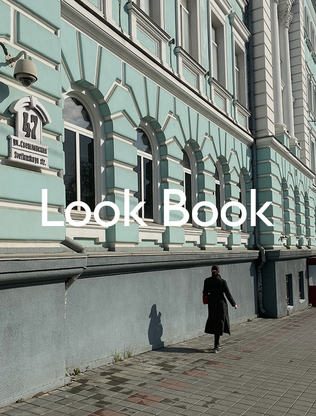 [2019 Vladivostok] LOOKBOOK